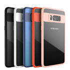 Shockproof Clear Hard PC+TPU Hybrid Phone Case Cover For Samsung Galaxy Note 8