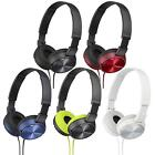 Kyпить Sony GENUINE Headphones MDR-ZX310AP With Mic and Volume (Brand New Sealed) на еВаy.соm