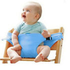 Xbes Portable Baby Travel High Chair Booster Safety Seat Strap Harness Belt for