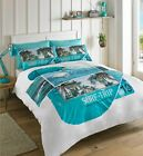 Off Shore Patrol, Duvet Cover Bed Set by Hashtag Bedding, Set includes Pillow...