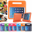 Simple Kids Shockproof Foam Case W/ Handle Stand Cover For Ipad 2/3/4 Mini Air