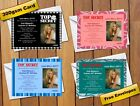Top Secret Surprise Birthday Party Invitations in Various Colours Free Envelopes