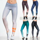 Fashion Women Casual Fitness Trousers Stretchy Exercise Sport Gym Pants Leggings