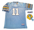 Oakland Invaders USFL Jersey Customized