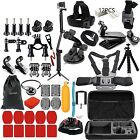 3 Accessories Set Gopro Hero Kit 5 4 2 1 Camera Mount Chest Head Strap Bundle