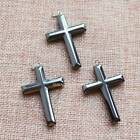 Natural Hematite Pendant 3pcs ,For Jewelry making, can mixed wholesale!