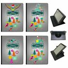 Merry Christmas Christmas Decorations Universal Leather Case For Most Tablets