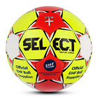 Derbystar Select Maxi Grip Handball / gelb/rot / Gr. 1-2 (3860047670)