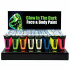 Paint Glow Body Paint Glow in the Dark Rave Party Glow Paint