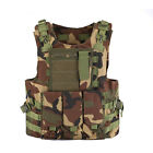 Amphibious Military Tactical Vest Airsoft Molle Combact Assault Armor Shirt Camo