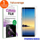 For Samsung Galaxy Note 8 Screen Protector [5 pack] TPU Defender Full Coverage