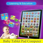 Kid Tablet Pad Computer To Children Gift Learning English Educational Teach Toy
