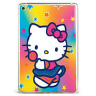 Adorable Hello Kitty Tiny Stars Soft Silicone Case Cover For Samsung Ipad F13021