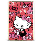 Hello Kitty Ribbon Printed Soft Silicone Case Cover For Samsung Ipad F01kt259
