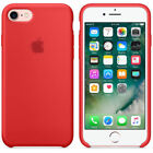 Genuine Original Ultra Thin Silicone Case Cover for Apple iPhone 8 7 6 6s Plus фото