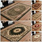 TRADITIONAL ELEGANT EXTRA LARGE RUG DISCOUNT BEIGE, GREEN, RED 200x290cm RUGS
