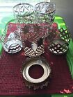 Bath and Body works 3 wick candle holder and wax warmer sleeves