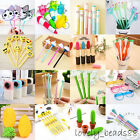 1PC 55 Styles Ballpoint Gel Pen Pencil Office Students Writing School Stationery