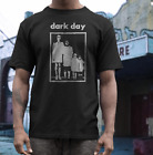 Dark Day  t shirt  minimal synth