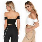 HOT Fashion Sexy Women Thread Cloth Midriff-baring Backless Vest Top