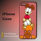 Best Iphone 5C Friend Case For Iphone 5s And Iphone 6s - AS# Garfield and Friends animated TV series Case Review