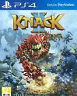 New Sony PS4 Games Knack 2 HK version Chinese / English Subtitle
