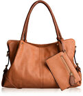 """AB Earth 3 in 1 Faux Leather Women Handbags Crossbags 13"""" Laptop bags"""