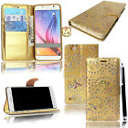 For Vodafone Smart V8 New Genuine Luxury Leather Wallet Book Phone Case Cover