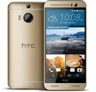 HTC One M9 Plus 32GB 5.2 - Gray Gold Silver - ATT GSM Unlocked USA