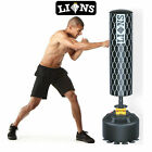 5.5ft Boxing Free Standing Punch Bag Stand MMA Martial Arts Punching Training