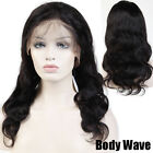 Top Natural Brazilian Human Hair Lace Front Wigs 360 Free Part Full Lace Wig la4