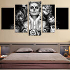 HD Printed Day of the Dead FaceWall  canvas art painting  livingroom decoration