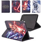"Cool Star Wars Leather Stand Case Cover For Samsung Galaxy Tab A 7"" 8"" 9.7"" 10.1 $16.19 USD"