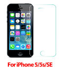 9H Tempered Glass Screen Protector For iPhone 8 PLUS 7 6 6s Plus 5S 5C 5 4S 4 SE