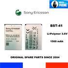 ORIGINAL BATTERY SONY ERICSSON BST-41 XPERIA ASPEN M1i PLAY X1 X2 X10 1500mAh