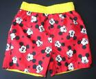 MICKEY MOUSE Infant Boys 3 6 9 12 18 Months Shorts SWIM TRUNKS Bathing  Disney