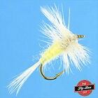 Pale Morning Dun Dry Premium Fly Fishing Flies - One Dozen - Sizes Available***