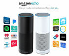 BRAND NEW SEALED AMAZON ECHO ALEXA FREE 2+ MONTHS MUSIC UNLIMITED & 3 AUDIOBOOKS