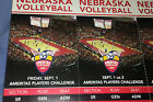 2 Nebraska vs. Iowa Volleyball tickets!!  Sat,  Nov 25th,  2017