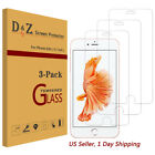 Premium Real HD Screen Protector 9H Tempered Glass For Apple iPhone 6 6s 7 Plus