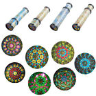 1x Adjustable Rotating Kaleidoscopes Colorful World Fancy Preschool Kids Toys