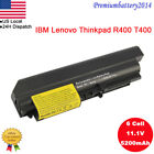 thinkpad battery - Battery for IBM Lenovo ThinkPad R61 T61 T400 R400 Series 14.1