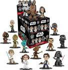 STAR WARS MYSTERY MINIS BOBBLEHEADS - CHOOSE YOUR FIGURE - LUKE, DARTH, OBI C3P0 $44.62 AUD