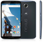 Motorola Nexus 6 XT1103 32GB Midnight Blue, White (Unlocked) Smartphone USA