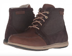 Columbia Mens Davenport PDX Waterproof Boots Leather/Waxed Canvas Shoes