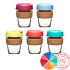 KeepCup Tasting Notes Colour Series Reusable Travel Mugs - 5 Colours