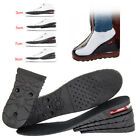 3/5/7/9cm Shoe Lift Height Increase Heel Lifts Insoles Taller Air Bubble Cushion