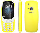 New 2017 NOKIA 3310 Dual SIM 2MP Camera Unlocked Sim Free Retro Fantastic Phone