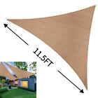Sun Shade Sail Outdoor Patio Pool Lawn Rectangle/Triangle Cover UV Block Canopy cheap
