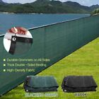 Kyпить 4' 5' 6' 8' Tall Black/Green Fence Windscreen Privacy Screen Cover Fabric Mesh на еВаy.соm